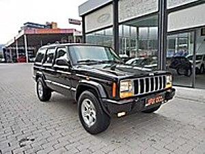 UFUK OTO DAN 2001 JEEP CHEROKEE 4.0 LİMİTED 40.000 KM TR DE TEK Jeep Cherokee 4.0 Limited