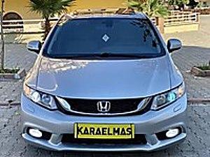 KARAELMAS DAN 1.6 İ VTEC ECO ELEGANCE SUNROOF OTOMATİK 107.000KM Honda Civic 1.6i VTEC Eco Elegance