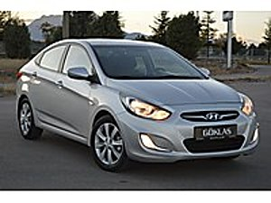 Dizel otomatik 2013 Hyundai Accent Blue 173 bin km Hyundai Accent Blue 1.6 CRDI Mode Plus