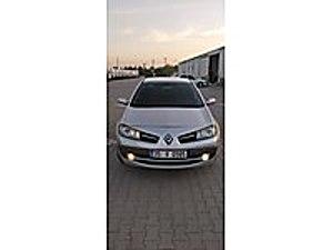OTOMATİK 2010 RENAULT MEGANE 1.6 EXCEPTİON 110 HP Renault Megane 1.6 Exception