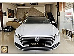 2017 WW Arteon 2.0 TDİ 210hp Elegance Cam Tavan-HATASIZ-BOYASIZ- Volkswagen Arteon 2.0 TDI Elegance