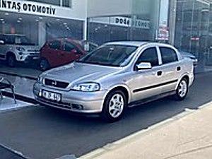 2001-337.000 KM OPEL ASTRA BENZİN LPG- OTOMATİK VİTES Opel Astra 1.6 Elegance
