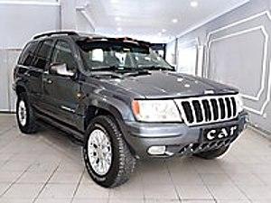 2002 MODEL 229.000 KM DE JEEP GRAND CHEROKEE 2.7 CRD LİMİTED Jeep Grand Cherokee 2.7 CRD Limited