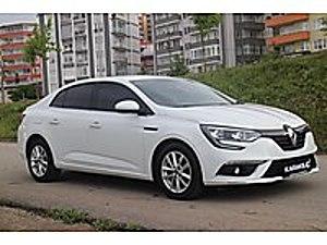 KARAKILIÇ OTOMOTİV 2018 RENAULT MEGANE 1.5 DCİ EDC TOUCH HATASIZ Renault Megane 1.5 dCi Touch