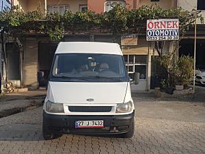 FORD TRANSİT UZUN ŞASE 350 L PANELVAN