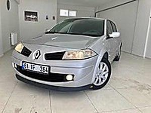 TAKASA AÇIK İLK SAHİBİNDN SERVİS BAKIMLI 2008- 1.5 DİZEL MEGANE Renault Megane 1.5 dCi Extreme