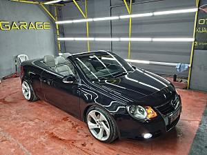 VW EOS CABRIO 2008 MODEL 54.000 KM DE EMSALSIZ..