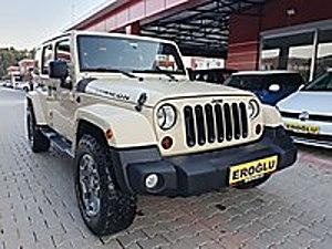 EROĞLU 2012 WRANGLER RUBICON 2.8CRD SAHARA BOYASIZ DERİ ISITMA Jeep Wrangler 2.8 CRD