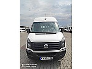 AKAR OTOMOTİVDEN 2012 VOLKSWAGEN CRAFTER 16 1 PERSONEL PAKET Volkswagen Crafter Crafter Turizm
