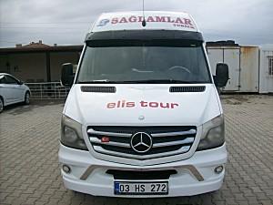 KARATASLAR 2014 MODEL 316 CDİ MERCEDES SPRİNTER EURO 5 MOTOR TRİZM PAKET KLİMALI ORJINAL FUL FATURALI 14 1