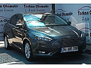 BAYİİDEN 73BİN TL PEŞİN 35 BİN KMDE 2017 FOCUS TİTANİUM OTOMATİK Ford Focus 1.5 TDCi Titanium