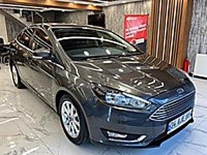 POLAT TAN 2017 FORD FOCUS 1.5 TDCİ TİTANİUM PAKET OTOMOTİK VİTES Ford Focus 1.5 TDCi Titanium