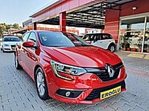 EROĞLU 2016 MEGANE HB DCI TOUCH OTOMATİK DİZEL 34.000KM BOYASIZ Renault Megane 1.5 dCi Touch