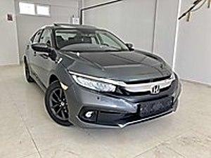 TAKASA AÇIK- 2021 O KM FUL AKSESUAR   FÜME RENK FULL PAKET CİVİC Honda Civic 1.6i VTEC Elegance