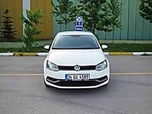 2014 VW POLO 1.4 DİZEL BMT COMFORTLİNE OTM. VİTES Volkswagen Polo 1.4 TDI Comfortline