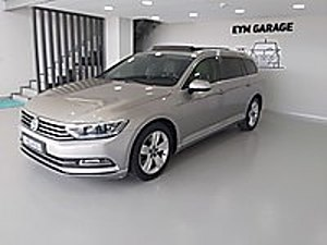 EYM GARAGE den YETKİLİ SERVİS BAKIMLI OTOMATİK PASSAT VARİANT Volkswagen Passat Variant 1.6 TDi Comfortline