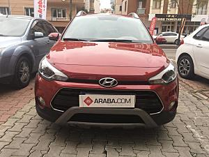 2018 Model 2. El Hyundai i20 Active 1.4 MPI Elite - 44500 KM