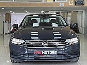 2021 0 KM DE PASSAT SERAMİK KAPLI  18 FATURALI HEMEN TESLİM Volkswagen Passat 1.5 TSI  Impression