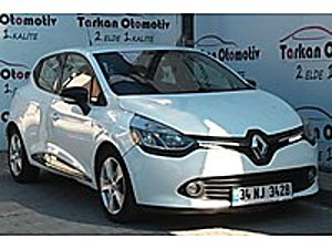 7000 TL PEŞİNLE 2015 CLİO TOUCH DİZEL OTOMATİK 90 HP Renault Clio 1.5 dCi Touch