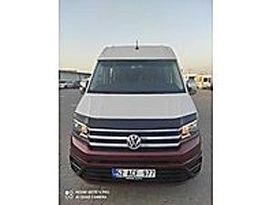 AKAR OTOMOTİVDEN 2019 MODEL VOLKSWAGEN CRAFTER 16 1 PERSONEL PAK Volkswagen Crafter Crafter Turizm