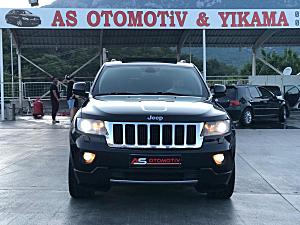 A.S OTOMOTİVDEN JEEP GRAND CHEROKEE 3.0 CRD LİMİTED
