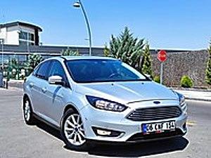 HATASIZA YAKIN    KREDİM ÇIKMAZ DEME EVRAKSIZ SADECE SENET    Ford Focus 1.5 TDCi Titanium