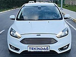 2016 FORD FOCUS 1.5 TDCİ 120PS TİTANİUM POWERSHİFT  18KDV   Ford Focus 1.5 TDCi Titanium