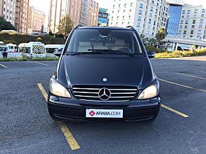 2008 Model Hasarlı Mercedes Viano 2.2 CDI Trend Orta - 326746 KM