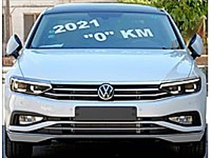 2021  0  KM EXTRALI DERİ KOLTUK AMBİYANS PLUS DİREKSİYON ISITMA Volkswagen Passat 1.5 TSI  Elegance