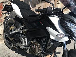 PULSAR NS200 TERTEMIZ MOTOR ILK SAHIBINDEN