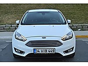 FULL TİTANİUM   18KDVDAHİL LED OTOPARK ANAHTARSIZ NERGİSOTOMOTİV Ford Focus 1.5 TDCi Titanium