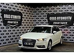 ORAS DAN 2014 MODEL AUDİ A3 1 6TDİ S-TRONİC ATTRACTİON 155 000KM Audi A3 A3 Sportback 1.6 TDI Attraction