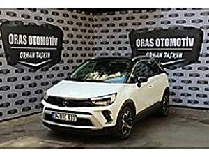ORAS DAN 2021 MODEL OPEL CROSLAND 1 5T ELEGANCE 17 000KM BOYASIZ Opel Crossland 1.5 T Elegance