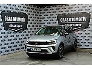ORAS DAN 2021 MODEL OPEL CROSLAND 1 5T ELEGANCE 16 000KM BOYASIZ Opel Crossland 1.5 T Elegance