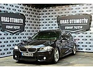 ORAS DAN 2016 MODEL 520 İ EXECUVİTE M SPORT TABA VAKUM F1 NBT BMW 5 Serisi 520i M Sport