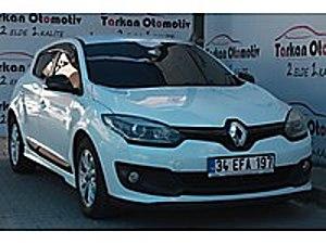 HATASIZ BOYASIZ TRAMERSİZ 2014 MEGANE HB TOUCH 110 HP OTOMATİK Renault Megane 1.5 dCi Touch