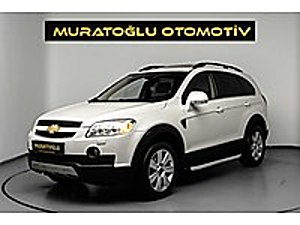 MURATOĞLU  2012 CAPTİVA 2.0 OTOMATİK HATASIZ BOYASIZ 7 KİŞİLİK Chevrolet Captiva 2.0 D LT High