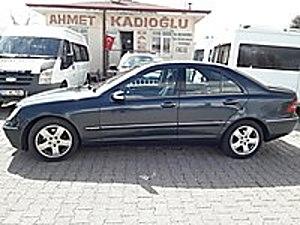 2003 MERCEDESBENZ-C 220 CDI ELEGANCE-OTOMATİK VİTES Mercedes - Benz C Serisi C 220 CDI Elegance