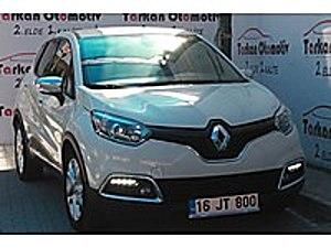 40000 TL PEŞİNLE DEĞİŞENSİZ 2013 CAPTUR İCON 120 HP OTOMATİK Renault Captur 1.2 Icon