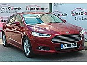 15000 TL PEŞİNLE K.SOĞUTMA E.HAFIZA SUNROOFLU MONDEO TİTANİUM Ford Mondeo 1.5 Ecoboost Titanium