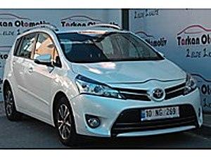 6000 TL PEŞİNLE 69 BİNDE 7 KİŞİLİK VERSO 1.6 112 HP DİZEL MANUEL Toyota Verso 1.6 D-4D  Elegant