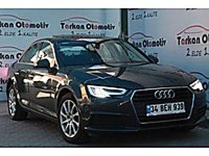 BAYİ DEN TAMAMINA KREDİLİ 2018 AUDİ   HAYALET EKRAN -SUNROOF    Audi A4 A4 Sedan 2.0 TDI Design