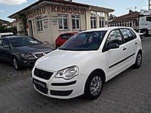 2009 MODEL VOLKSWAGEN-POLO1.4 TDI-TRENDLİNE Volkswagen Polo 1.4 TDI Trendline