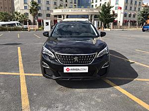 2020 Model 2. El Peugeot 3008 1.6 PureTech Active Prime Edition - 9250 KM