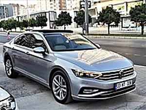 2020 PASSAT 1.6 TDİ BMT ELEGANCE HAYALET DİJİTAL KLİMA HATSZ Volkswagen Passat 1.6 TDI BlueMotion Elegance