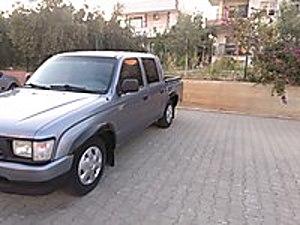 ORJİNAL DARBESİZ    KLİMALI    ÇİFTKABİN PİCK-UP TOYATA HİLUX Toyota Hilux 2.4 D