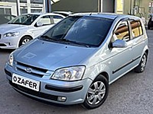 ZAFERDEN DEĞİŞENSİZ 2005 179.000KMDE GETZ 1.3GLS Hyundai Getz 1.3 GLS