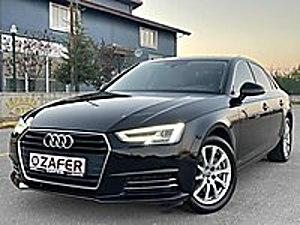 ZAFERDEN 2018 A-4 2.0TDİ DYNAMİC İÇİ BEJ MATRİX KAYAR LED Audi A4 A4 Sedan 2.0 TDI Dynamic