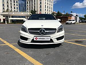 2015 Model 2. El Mercedes A 180 AMG - 98000 KM