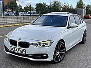 ZAFERDEN 2017 HATASIZ BOYASIZ 86.000KMDE 3.18İ SPORT PLUS BMW 3 Serisi 318i Sport Plus